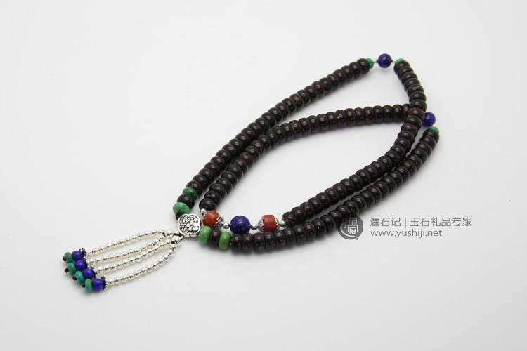 遇石记 珠宝饰品 椰壳项链